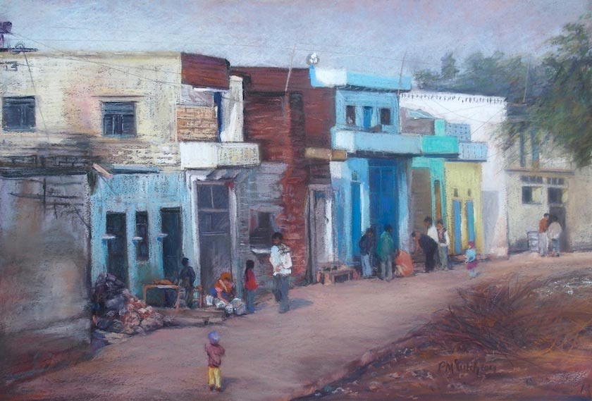 Village Life,India