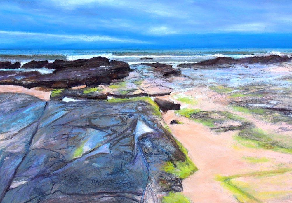 Green on the Beach II
